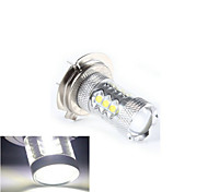 1 Stück ding yao Lichtdekoration H7 50 W 1200 LM 6000-6500 K 14 High Power LED Kühles Weiß DC 12 / DC 24 V
