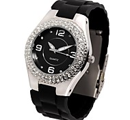 The Wew Fashion Trend Fashion Rhinestone Bracelet Watches Watch Lovers Watch