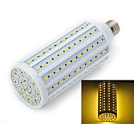 E27 30W 2500LM 3500K/6500k 165-5730 SMD LED Warm/cool White Light Corn Bulb Lamp