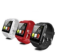 Wearable Smart Watches,  Bluetooth 4.0 U Watches/Hands-free calls for iOS/Android Samsung/ Support Play Music in iPhone