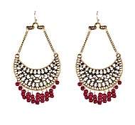Seedbeads Drop Earrings