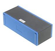 slot para cartão de microfone / tf 5W alto-falante estéreo Bluetooth v2.0 D501 e edr handsfree