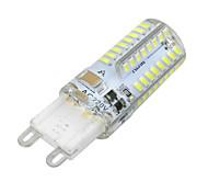 3W G9 Bombillas LED de Mazorca T 64 SMD 3014 300-400 lm Blanco Cálido / Blanco Fresco AC 100-240 V