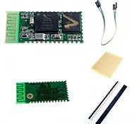 HC-05 Wireless Bluetooth Serial Pass-Through Module and Accessories for Arduino