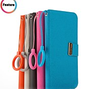 Promotion Seven Wei Series Phone Leather Cases for LG Nexus 4 16GB/E960(Assorted Colors)