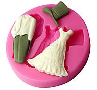 свадебные платья резинка пасты формы, украшения торта инструменты