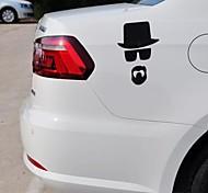 pegatinas de coches para labrar señores coche