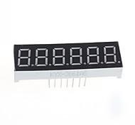 совместимый (для Arduino) 6-значный дисплей модуль - 0.36in.