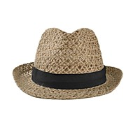 Unisex Straw Straw Hat , Casual Summer