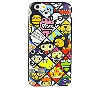iPhone 6 - Cover-Rückseite - Neuartig TPU )