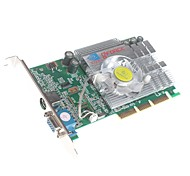 NVIDIA GeForce FX5200B 256M AGP 8X Graphics Card