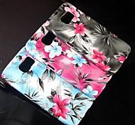 Teléfono Móvil Samsung - Cobertor Posterior - Gráfico/Dibujos Animados/Diseño Especial - para Samsung Samsung Galaxy S6 ( Negro/Azul/Rosa , Plástico )