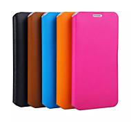 Teléfono Móvil Samsung - Fundas con Soporte - Color Sólido/Diseño Especial - para Samsung Samsung Galaxy S6 edge ( Negro/Azul/Marrón/Rosa/Orange ,