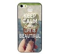 Ruhe bewahren und das Leben ist schönes Design hartes Argument für iphone 4 / 4s