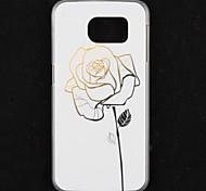Teléfono Móvil Samsung - Cobertor Posterior - Color Sólido - para Samsung Samsung Galaxy S6 Plástico )