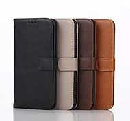 5.1 Inch Luxury Pattern Wallet Leather Case for Samsung GALAXY S6 Edge G9250