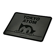 Astro Boy Silicone Car Mat,Instrument Desk Car Mat,Large Phone Car Interior Trim Product FH-05
