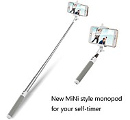 Disph YDP-Z Wrieless Mobile Phone Monopod Bluetooth Ajustable Handheld Extended Tripod for Camera/ iPhone/ Cellphone