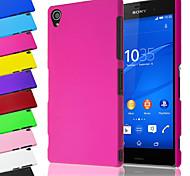couverture de cas - Coque Arrière - Design Spécial - en Sony Xperia Z3