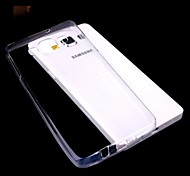 Solid Color Transparent ultra-thin TPU for Samsung Galaxy A3
