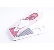Für Acer Hülle Flipbare Hülle / Muster Hülle Handyhülle für das ganze Handy Hülle Sexy Lady Hart PU - Leder Acer
