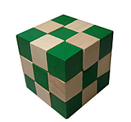 Magic Cube Unlocked Wooden Educational Toys