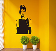 Environmental Hofn Portrait PVC Wall Sticker