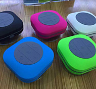 Mini Ultra Portable Waterproof IPX 4 Stereo Wireless Bluetooth Speaker for iPhone 6 Samsung S6
