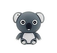 bonito modelo koala usb 2.0 memória suficiente pen drive flash de vara 4gb