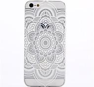 Funda Trasera - Gráficas/Dibujos/Diseño Especial/Diseñada en China - para iPhone 5/iPhone 5S ( Multicolor , TPU )