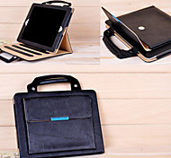 Portable Briefcase Design Folio Stand PU Leather Case for iPad Air 2/iPad Air (Assorted Colors)