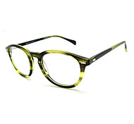 [Free Lenses] Acetate flyer Full-Rim Retro Prescription Eyeglasses