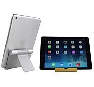 base da tavolo stent di metallo portatile generale per iphone / ipad2 / 3/4 / aria / Samsung e altri