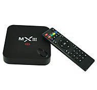 MKXIII Quad Core Android  TV Box Amlogic S802 HDMI RJ-45 2GB DDR3 8GB Flash XBMC