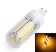 8W E14 / G9 / E26/E27 Bombillas LED de Mazorca T 48 SMD 5050 700-800 lm Blanco Cálido AC 100-240 V 1 pieza