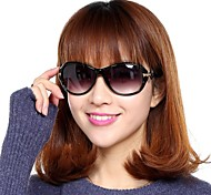Polarized Women's Oversized Sunglasses