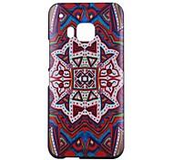 tampa da caixa - Arte Gráfica/Design Especial - Plástico - Capa Traseira - para HTC One (M9)