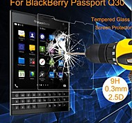 Angibabe 0.3Mm 2.5D 9H Tempered Glass Screen Film For Blackberry Q30