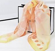 Women's Fashion Elegant Wind Day Sunblock Chiffon Scarf(Assorted Color)
