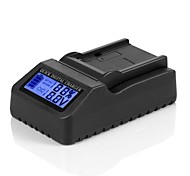 Lcd Universal Battery Charger for  FW50 Battery 1pcs