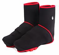 Protectores de Zapatos/Sobrecalzado Bicicleta Impermeable Mantiene abrigado Resistente al Viento Materiales Ligeros Bandas Reflectantes