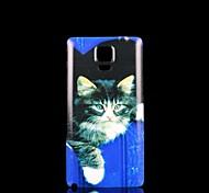 Samsung Galaxy Note 4 - Задняя панель - Графический/Специальный дизайн - Мобильный телефон Samsung Пластик )
