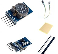 DS1302 Real Time Clock Module and Accessories for Arduino