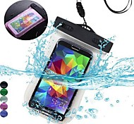 Teléfono Móvil Samsung - Carcasas de Cuerpo Completo/Bolsas Impermeables - Color Sólido - para Samsung Samsung Galaxy S6/Samsung Galaxy S6 edge (