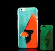 Bird Pattern Glow in the Dark Hard Case for iPhone 6