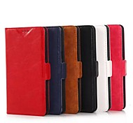 6 Inch PU Leather Case with Stand for Samsung GALAXY Mega 2 G750F(Assorted Colors)