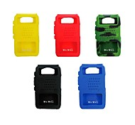 YI-YI™ Protective Silicone Case for Baofeng 5R / 5RA / TYT / Quansheng / Puxing + More(Multiple Colors)