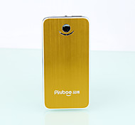 PINBOO 5200mAh Multi-Output Power Bank External Battery for Samsung Note4/Sony/HTC and other Mobile Devices