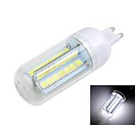1 stuks G9 10 W 56 SMD 5050 800-1000 LM Warm wit / Koel wit T Maïslampen AC 220-240 V
