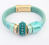 Bracciali in pelle - Matrimonio/Feste/Quotidiano/Casual - di Pelle